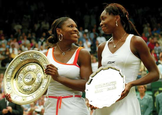Williams Sisters Withdraw From Wimbledon Doubles