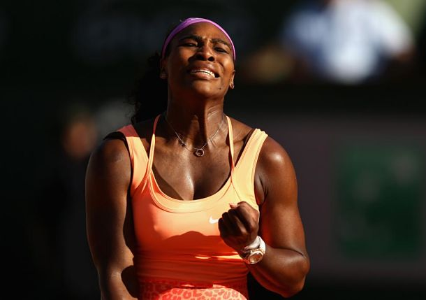 Ailing Williams Surges Late to Deny Bacsinszky