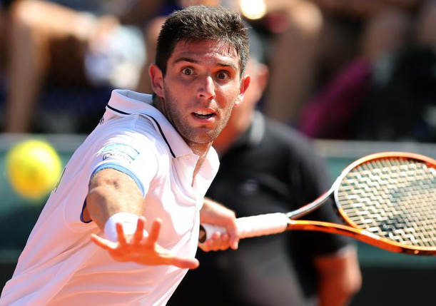 Delbonis Defeats Bellucci to Clinch Argentina's Win Over Brazil