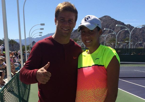 Photo Gallery: Indian Wells Practice Sessions