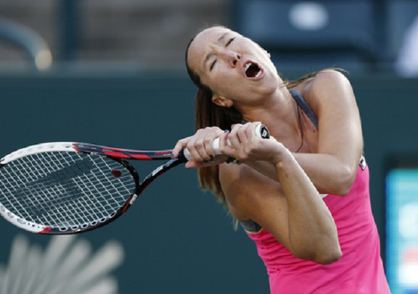 Jankovic  Subdues Keys in Comeback Win
