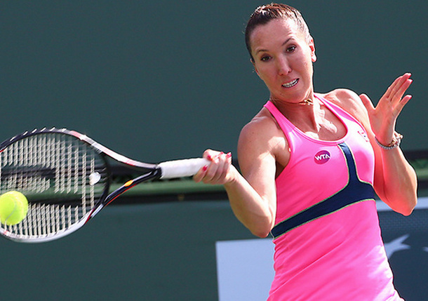Jankovic Soars Into Semifinals As Tsurenko Retires With Ankle Injury
