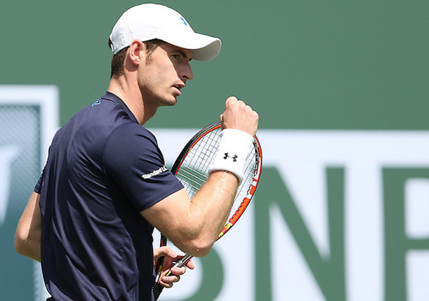 Murray to Meet Djokovic in Indian Wells Semifinals