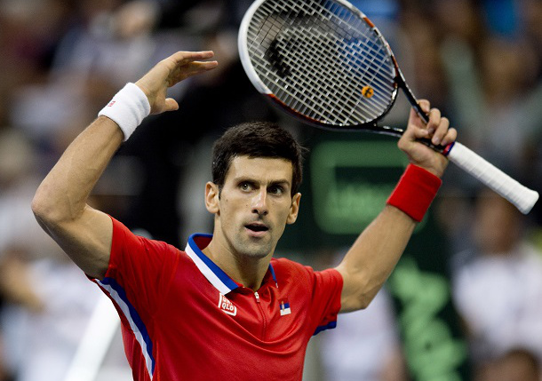 Djokovic, Isner Support Davis Cup Fifth-Set Tie Break