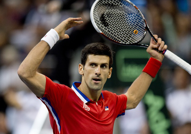 Rivalries Renewed, Djokovic Returns In Davis Cup