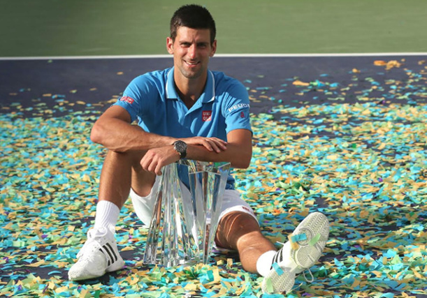 Djokovic Outduels Federer to Claim Fourth Indian Wells Title