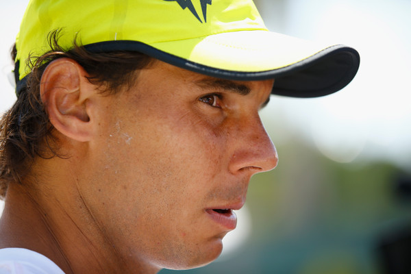 Nadal Ready to Play Miami Despite Ankle Scare