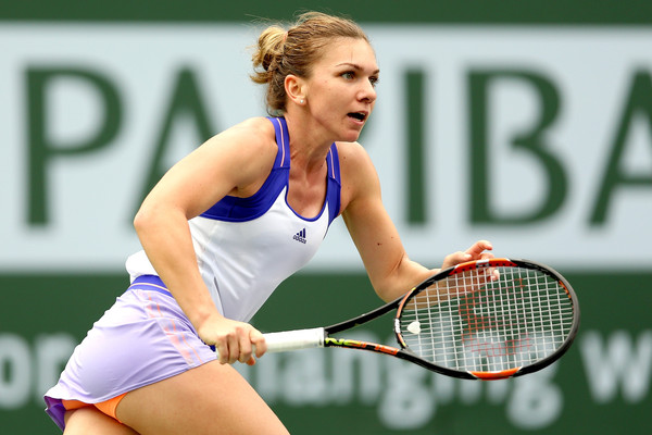 Simona Halep Claims Indian Wells Title Over Jankovic