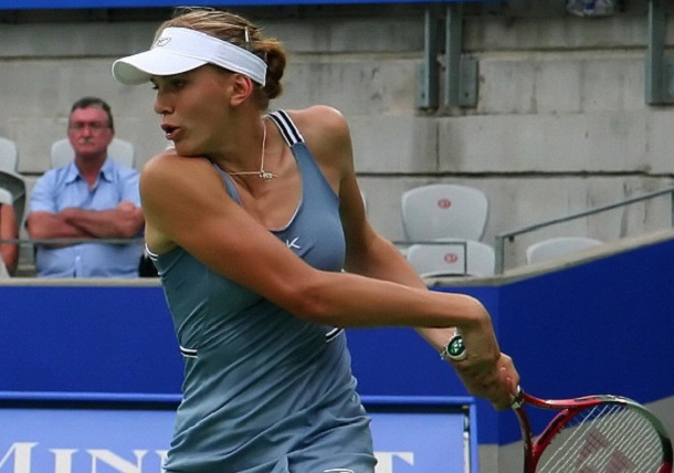 Nicole Vaidisova Qualifies for Monterrey