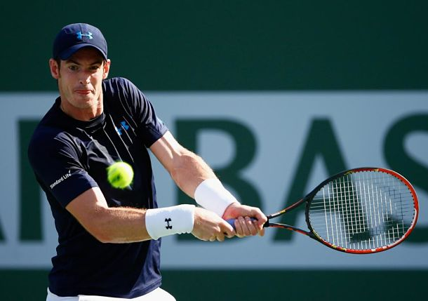 Andy Murray Indian Wells