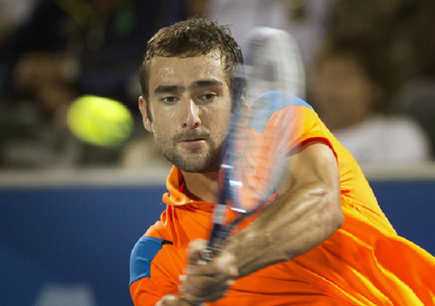 Rusty Cilic Still Feels Pain; Will Play Doubles With Del Potro