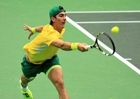 Different, Yet Similar Davis Cup Experiences for Kokkinakis and Coric