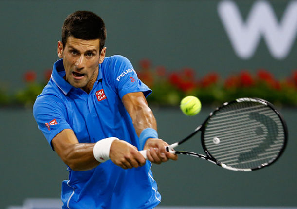 Statisfaction: Djokovic Gunning for Record Third Indian Wells-Miami Double
