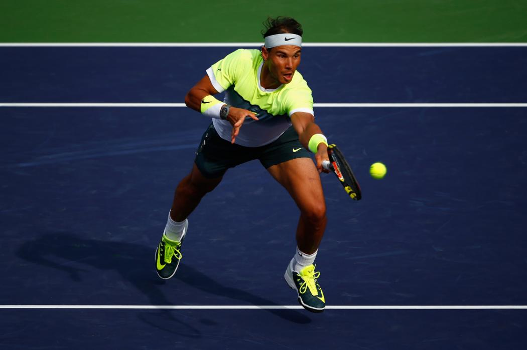 Determined Nadal Ready to Work for Wins in Cincinnati