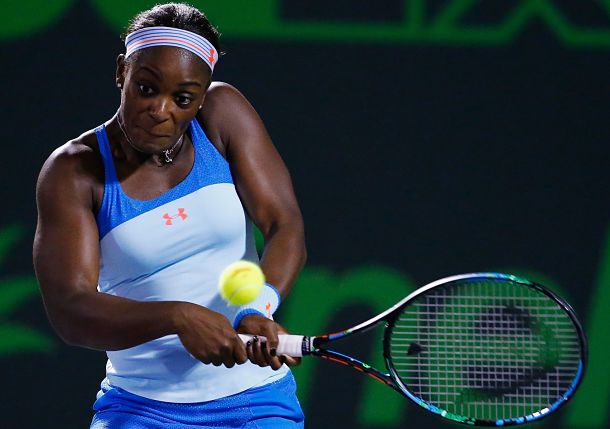 Sloane Stephens' Bandwagon Is Filling up Again