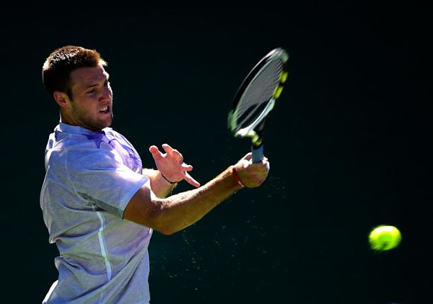 Sock Stops Gasquet, Will Face Johnson in D.C.