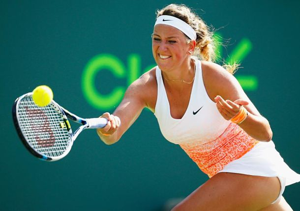 Azarenka Sets Jankovic Clash, Vaidisova to Face Halep