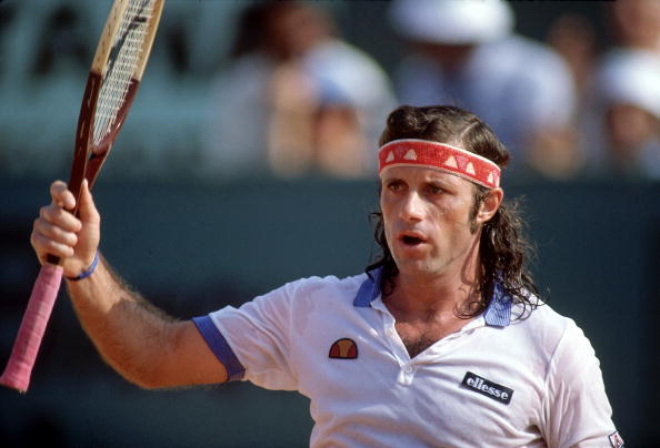 The Curious Case of Guillermo Vilas's Missing Clay Court Titles