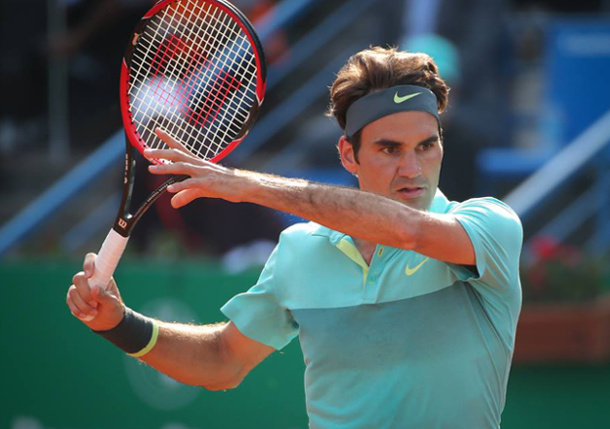 Federer Breezes By Berdych Into Rome Semifinals