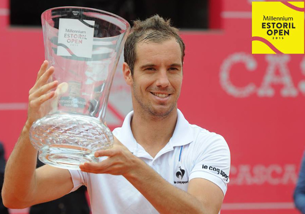 Gasquet Conquers Kyrgios to Win 12th Title in Estoril
