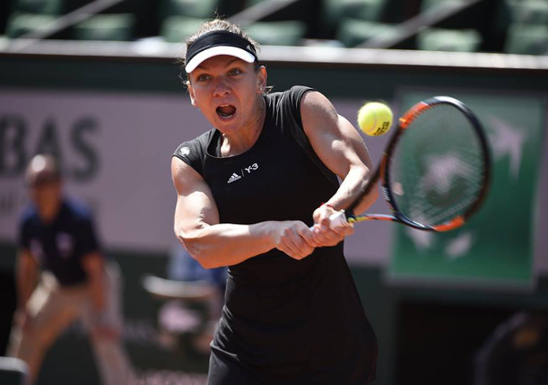 Halep Sweeps Opener, Will Face Lucic-Baroni In Round Two