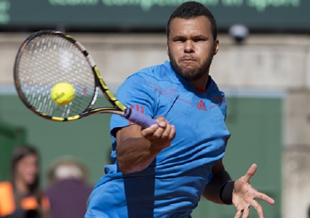 Tsonga, Monfils, Dimitrov Advance in Madrid