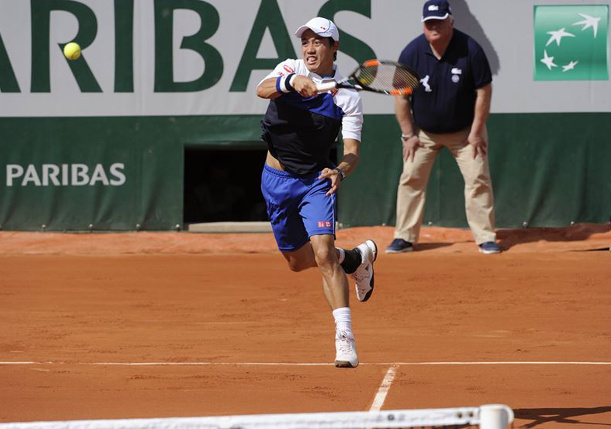Kei Nishikori, Future French Open Champion?