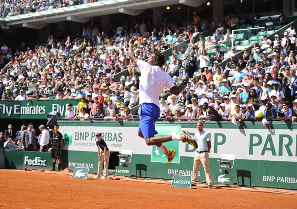 Monfils: Feeling Stronger, No Dancing in Paris