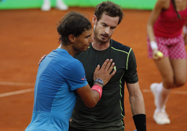 Nadal's Advice For Murray