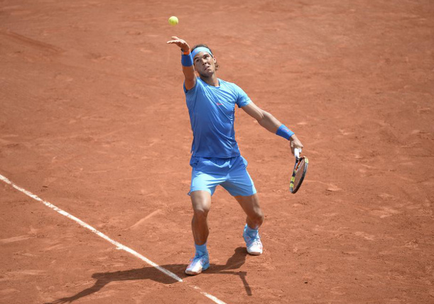 Nadal Dismisses Wild Card Halys In Roland Garros Opener