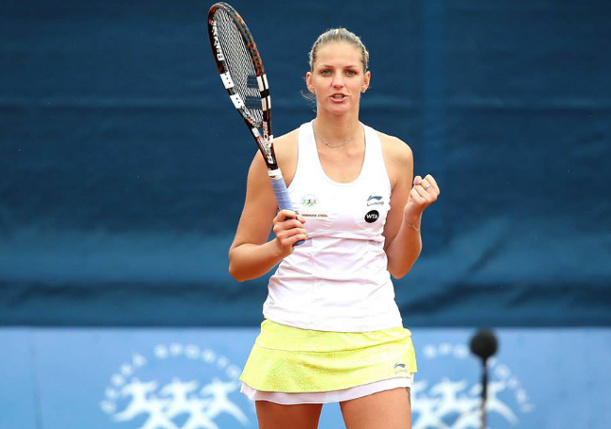 Pliskova Powers Into Prague Final With WTA-Best 27th Win
