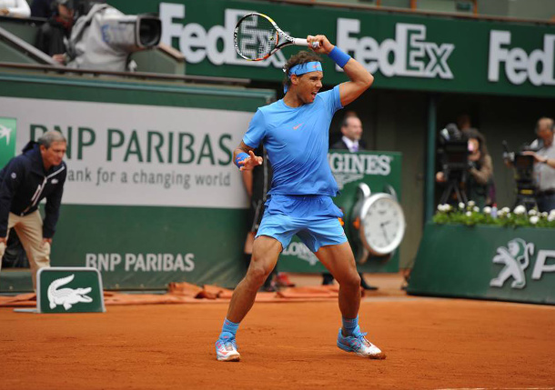 Nadal Plans to Hit Net To Prepare for Sock
