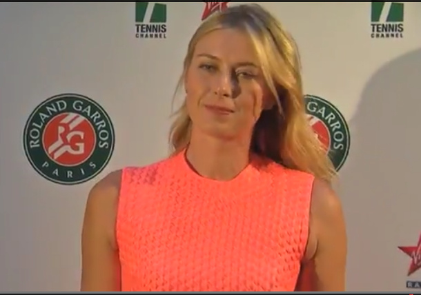 Video: Roland Garros Player Party