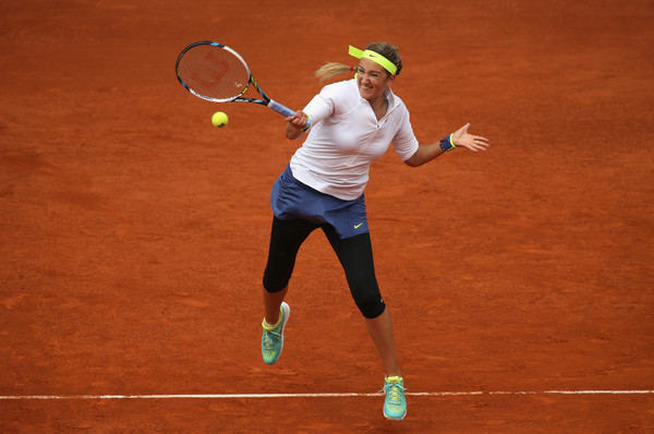 Azarenka Wins Tough Madrid Opener Versus Venus