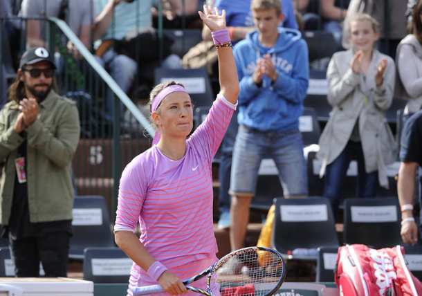 Video: Vika Azarenka Talks Showdown With Serena