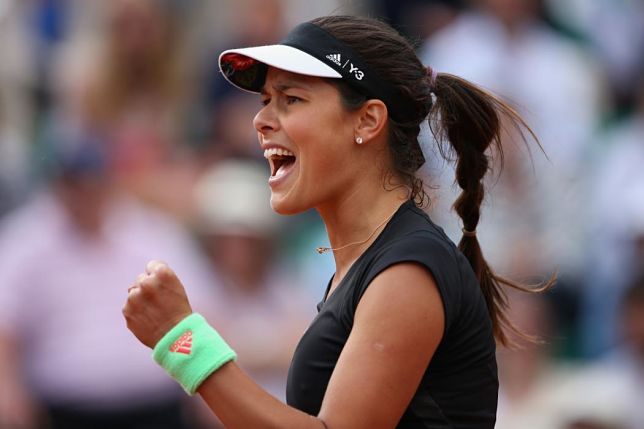 """Lost"" Ivanovic Finds Herself in Comeback Win over Shvedova"