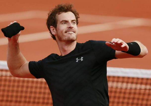 Murray Makes it 11 In a Row on Clay