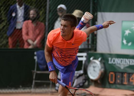 18-Year-Old Borna Coric Notches Massive Win, Gets Hearty Praise from Tennis's Top Dog