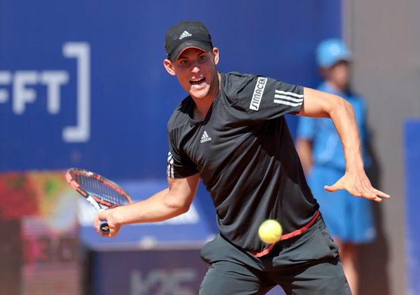 Dominic Thiem Wins Maiden Title in Nice
