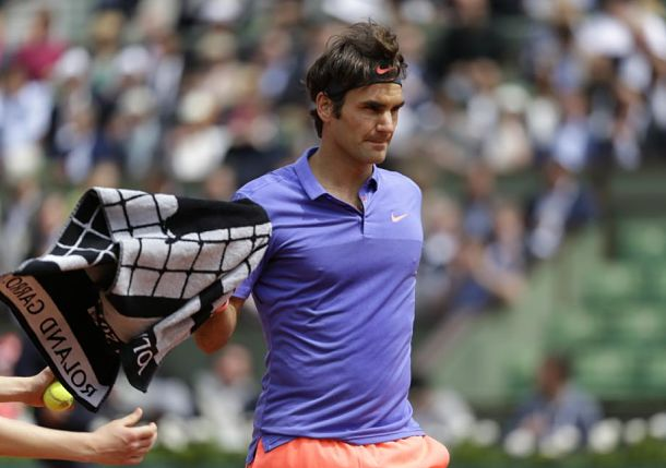 Federer Will Not Play Roland Garros