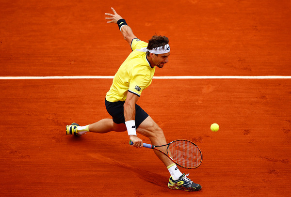 David Ferrer Becomes Second Active Player to Reach 300 Wins on Clay