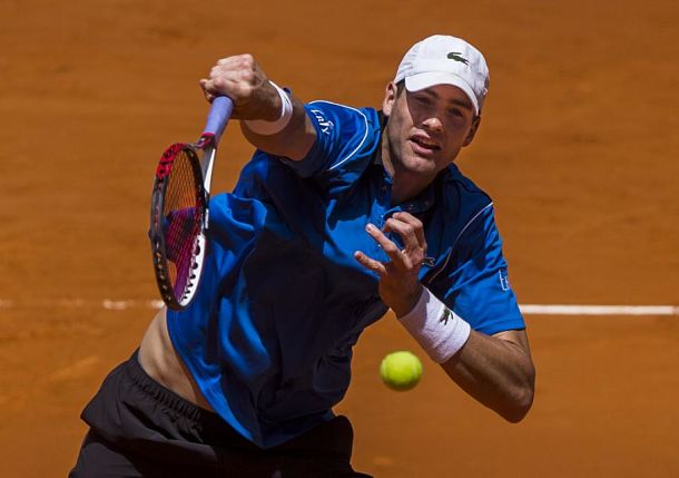 Isner Leads American Trio in Madrid