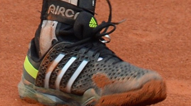 Andy Murray Wore His Wedding Ring on Shoe During Munich Final