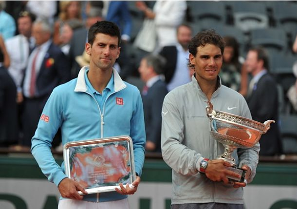 Rafael Nadal and Novak Djokovic Are in the Same Quarter of the French Open Draw