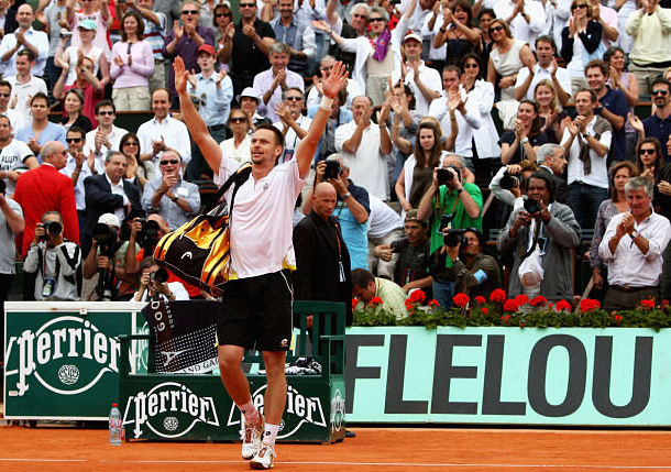 A Nadal Loss at Roland Garros Means Robin Soderling Will No Longer Be the Answer to an Obscure Trivia Question, and that's Okay with Him