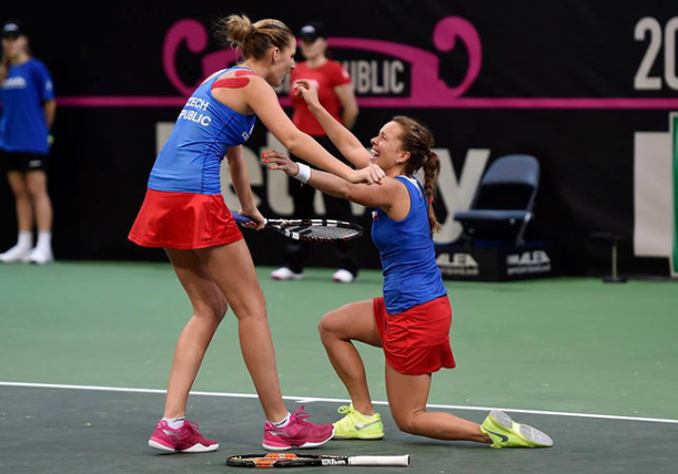 Czech Republic Defeats Russia for Ninth Fed Cup