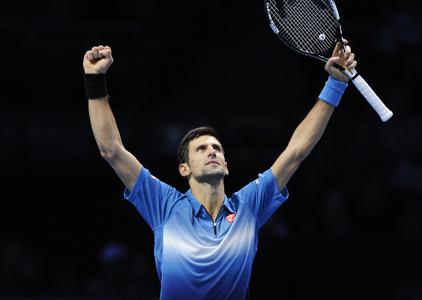 Djokovic Dissects Nadal to Reach 15th Straight Final
