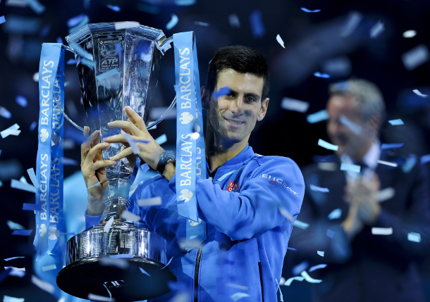 Djokovic Defeats Federer For Fifth WTF Crown