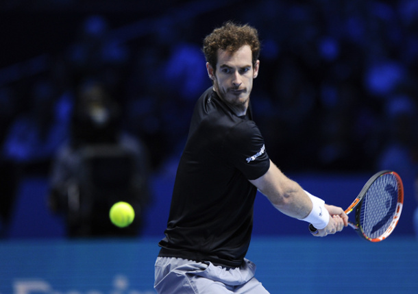 Murray Beats Faulty Ferrer in WTF Opener