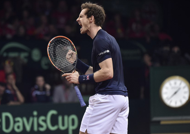 Murray: Give New Davis Cup a Chance